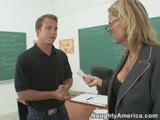 המורה הזאת מקבלת עונש רציני וכבד
